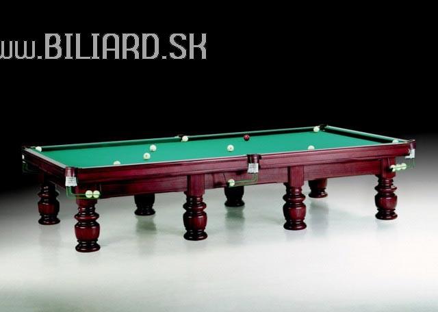 Kancelar Snooker - snookerový stôl