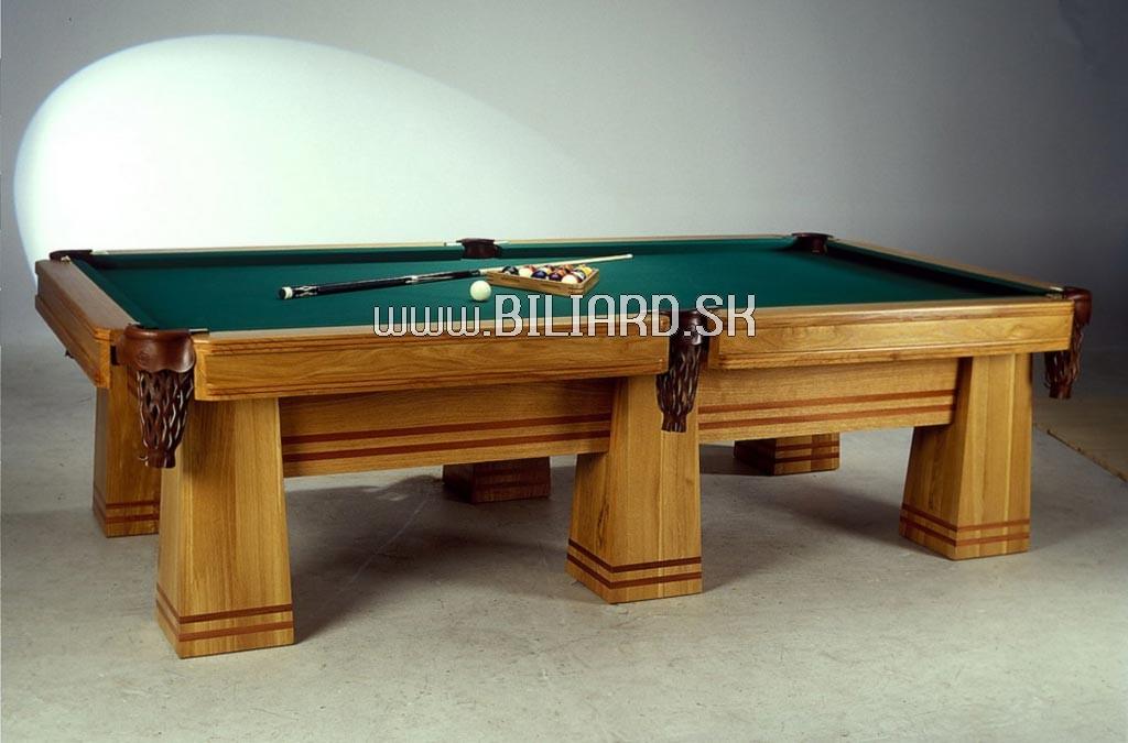 Biliardový stôl Wizard